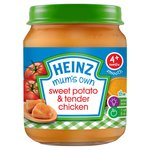 Heinz Mums Own Sweet Potato & Tender Chicken