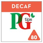 Pg Tips Decaf Pyramid Bags 80s