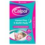 Calpol Vapour Plug & Night light Refills