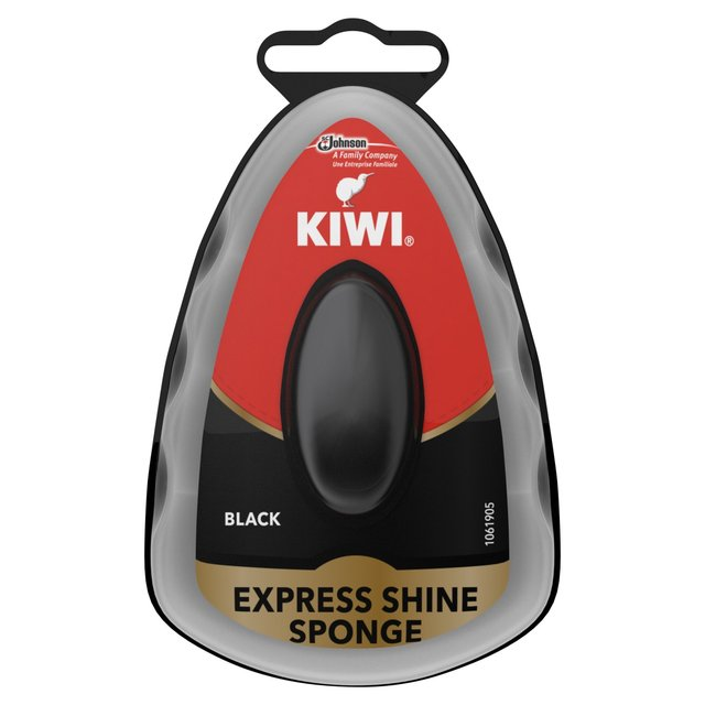 kiwi express shine sponge instructions