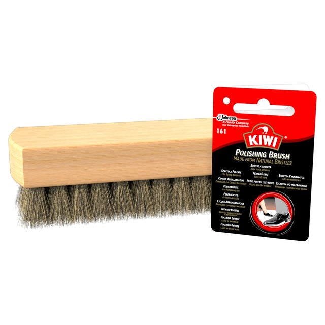 Morrisons: Kiwi Polishing Brush (Product Information)