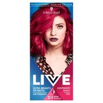 Schwarzkopf LIVE Ultra Brights 091 Raspberry Rebel Hair Dye