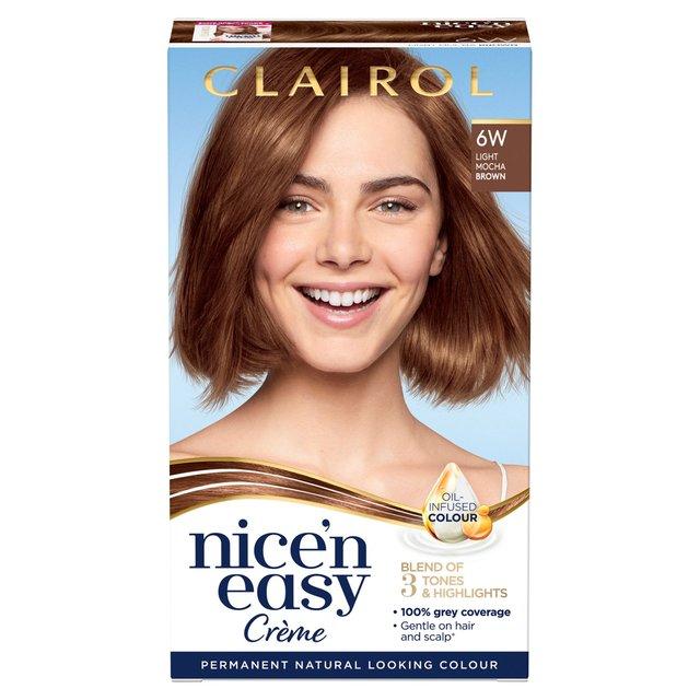 Nice N Easy 6W Natural Light Mocha Brown