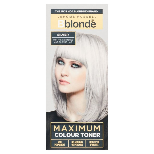 Morrisons Jerome Russell B Blonde Maximum Colour Toner