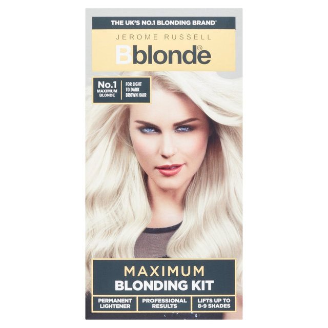 Morrisons Jerome Russell B Blonde Blonding Kit No 1