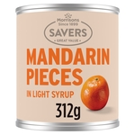 Morrisons Savers Mandarins In Syrup