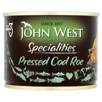 John West Pressed Cod Roe