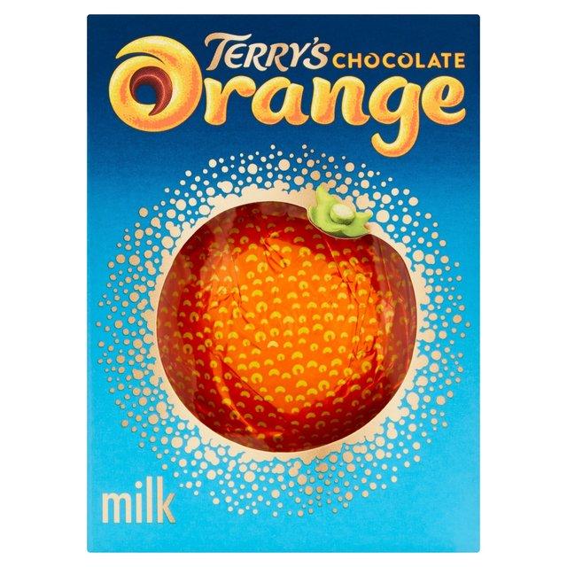 Morrisons: Terry's Chocolate Orange Milk 157g(Product ...