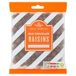 Morrisons Chocolate Coated Raisins