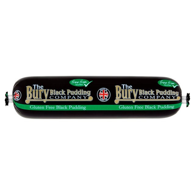 The Bury Black Pudding Company Gluten Free Black Pudding