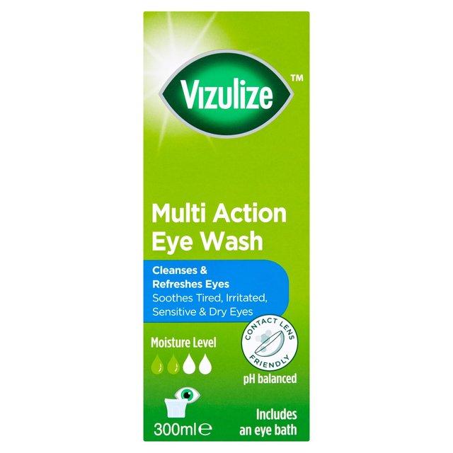 Vizulize Eye Wash
