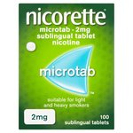 Nicorette Microtab Original 2 Mg