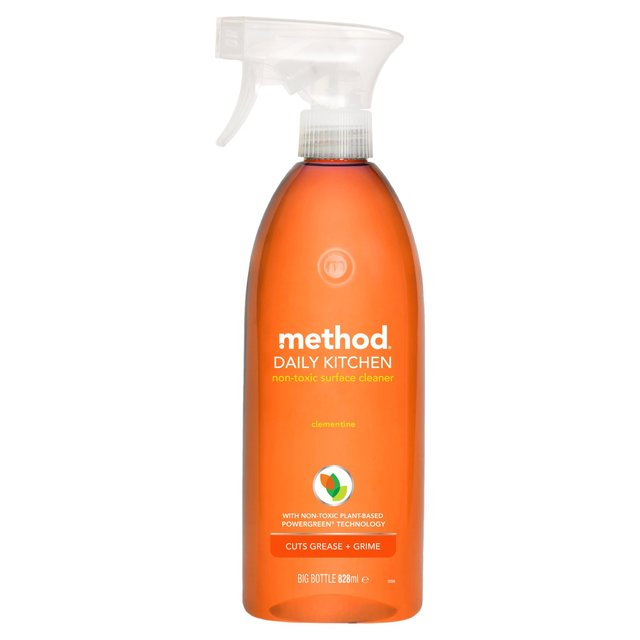 Method Clementine Daily Kitchen Cleaner