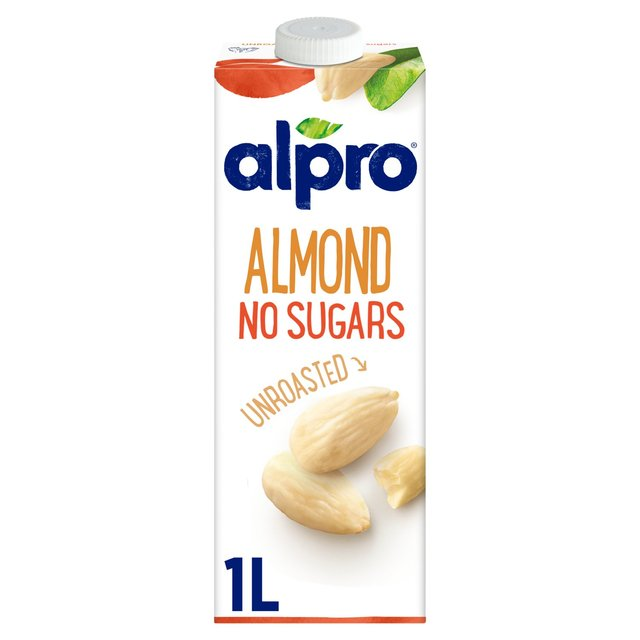 Alpro Long Life Almond Unroasted Milk Alternative