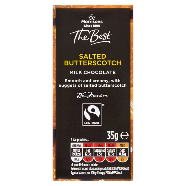 ... Best Milk Chocolate with Salted Butterscotch 35g(Product Information