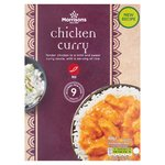 Morrisons Chicken Curry & Rice