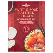 Morrisons Sweet & Sour Battered Chicken
