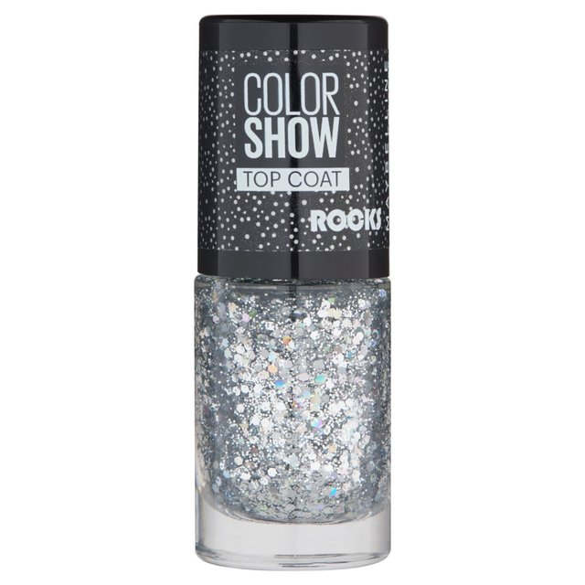 Morrisons: Maybelline Color Show Nail Polish Crystal Rocks 90 7ml ...