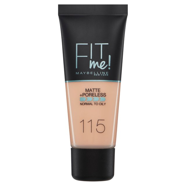 Morrisons Maybelline Fit Me Foundation Ivory 115 Product