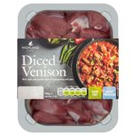 Highland Game Diced Venison