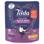 Tilda Pulses & Rice Black Bean, Jerk & Coconut