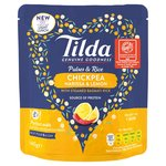 Tilda Pulses & Rice Chickpea, Harrisa & Lemon