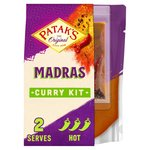 Patak's Madras Curry Meal Kit