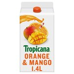 Tropicana Pure Premium Orange & Mango Juice