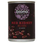 Biona Organic Red Kidney Beans In Water (400g)