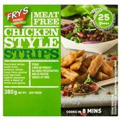 Fry's Family Meat Free Chicken Style Pieces