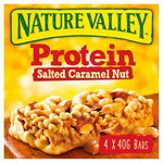 Nature Valley Protein Salted Caramel Cereal Bars