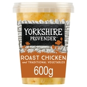 Yorkshire Provender Roast Chicken & Traditional Vegetable Soup