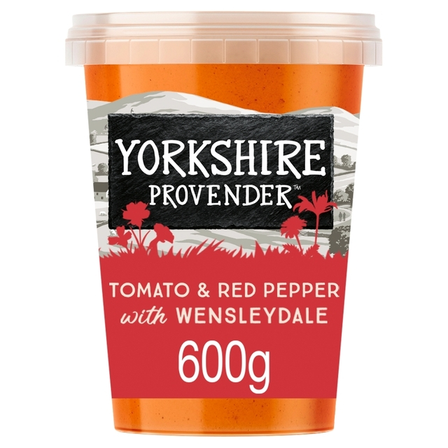 Yorkshire Provender Tomato With Red Pepper & Wensleydale Soup