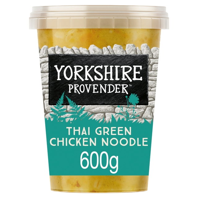 Yorkshire Provender Thai Green Chicken Noodle Soup