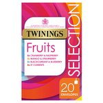 Twinings Fruits Selection 20s