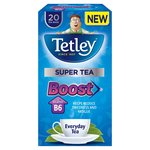 Tetley Super Tea Boost 20s