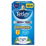 Tetley Super Tea Immune 20s