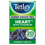 Tetley Super Green Forest Fruits 20s