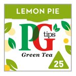 Pg Tips Lemon Pie Smooth Green Tea 25s