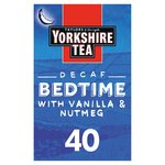Yorkshire Tea Bedtime Brew 40s