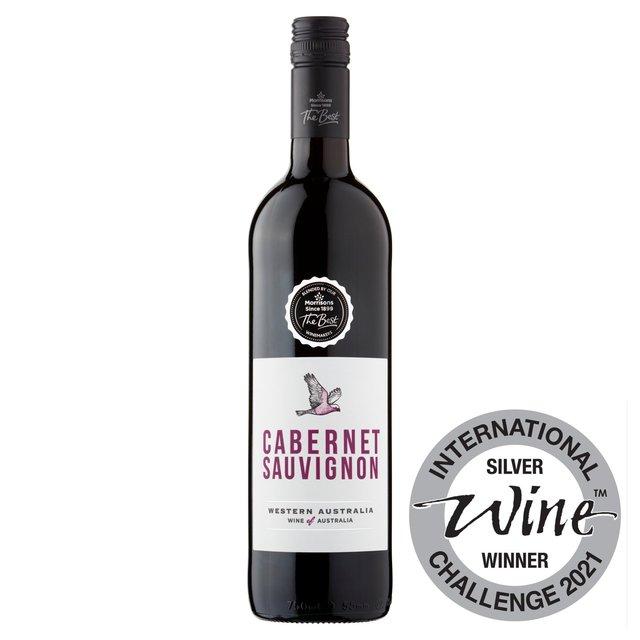 Morrisons The Best Western Australia Cabernet Sauvignon, 2014
