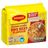 Maggi 3 Minute BBQ Beef Noodles