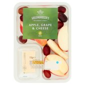 Morrisons Apple Grape & Cheese