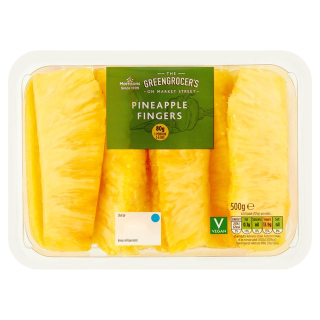 Morrisons Pineapple Fingers