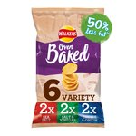 Walkers Baked Variety Snacks