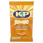 KP Jumbo Honey Roast Cashews