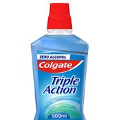 Colgate Triple Action Mild Mint Mouthwash