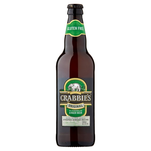 recipe: crabbies ginger beer ingredients gluten free [11]