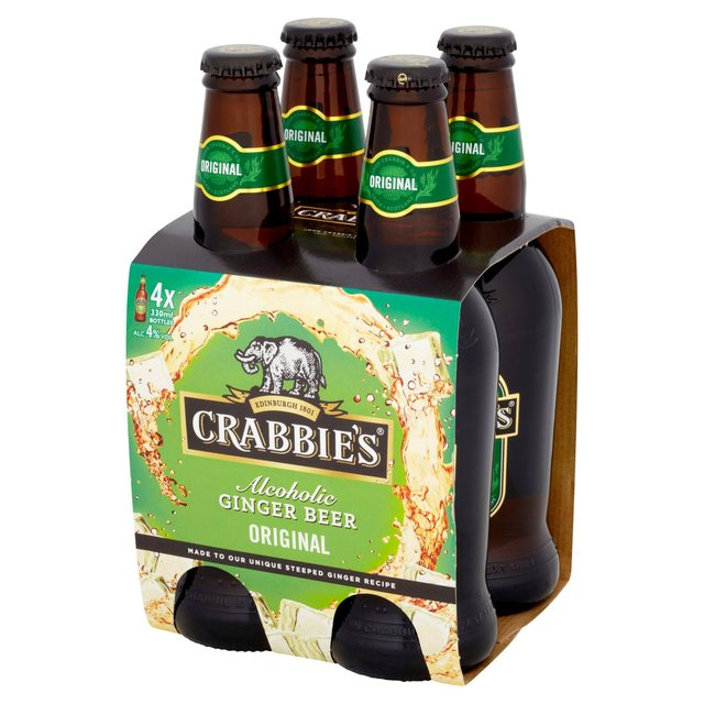 recipe: crabbies ginger beer ingredients gluten free [33]