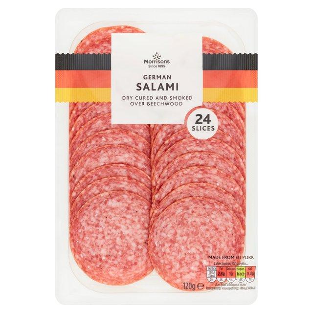 Morrisons German Salami